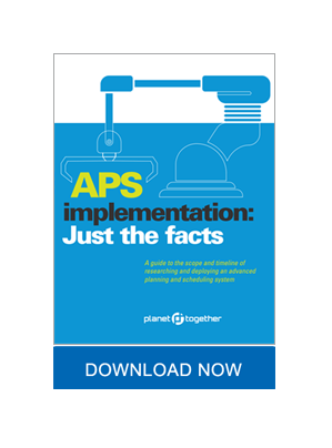 Download Free APS Implementation Guide